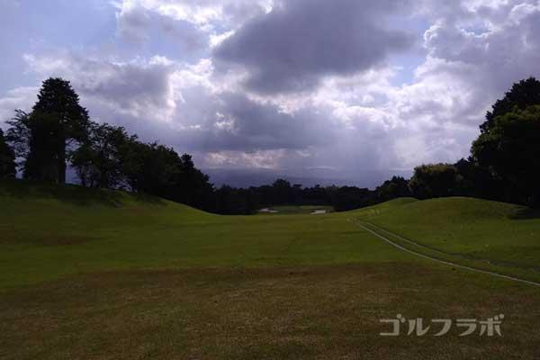 沼津ゴルフクラブの伊豆6ホールのレディースティ