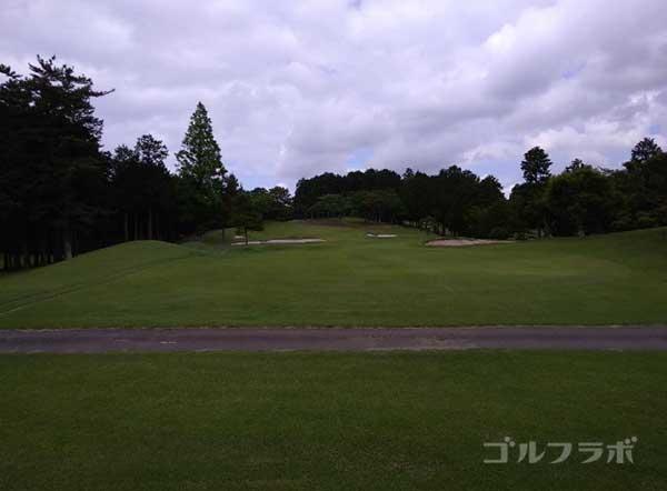 沼津ゴルフクラブの伊豆8ホールのレディースティ