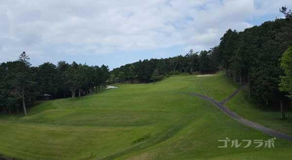 沼津ゴルフクラブの駿河6ホールのレディースティ