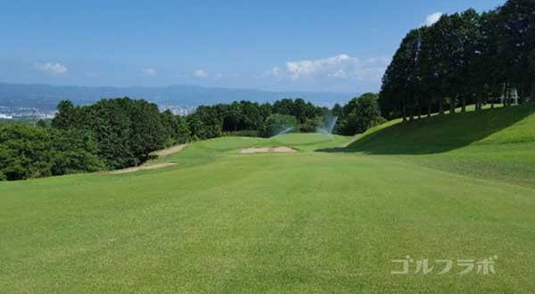 沼津ゴルフクラブの駿河9ホールのレディースティ