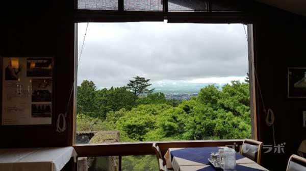 富士カントリークラブのレストラン