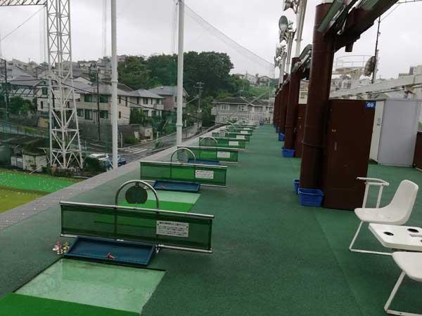 永田台ゴルフの3階