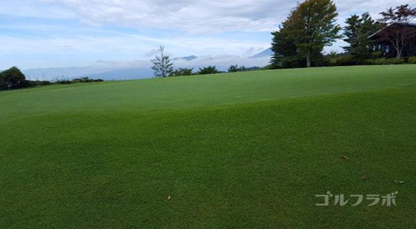 凾南ゴルフ倶楽部の練習場