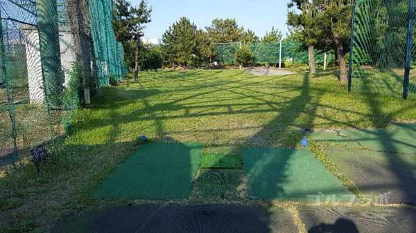 杉田ゴルフ場のアイアンコース