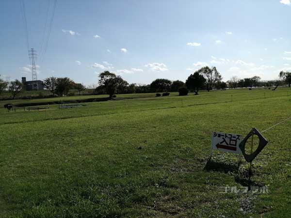 江戸川ラインゴルフ練習場のショートコース