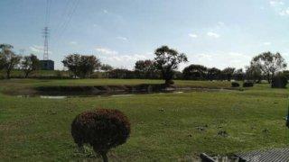 江戸川ラインゴルフ練習場のショートホール