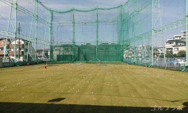 新宿ゴルフセンターグリーンアローのフェアウェイ