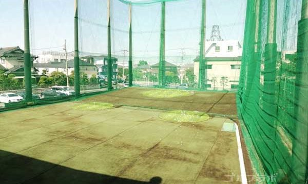 東堀切ゴルフクラブのフェアウェイ