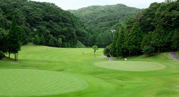 ムーンレイクゴルフクラブ鶴舞コース
