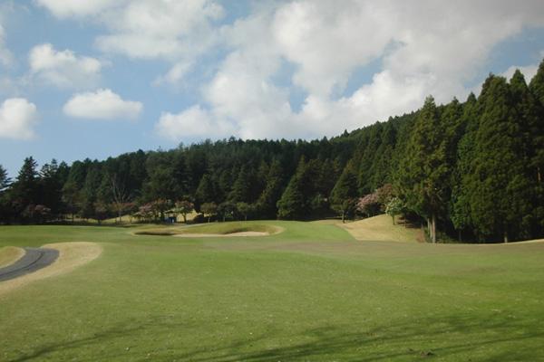 別府天間草原ゴルフ練習場