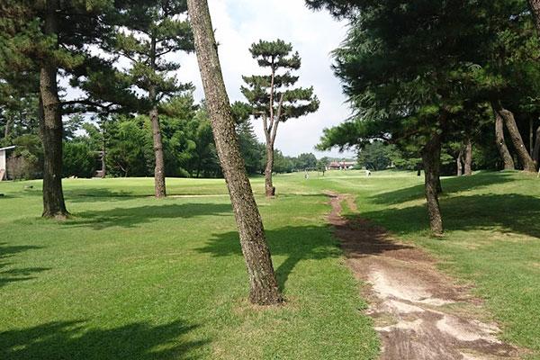 百花園ゴルフ場