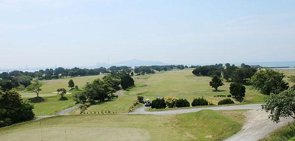若山ゴルフクラブ 梶コース