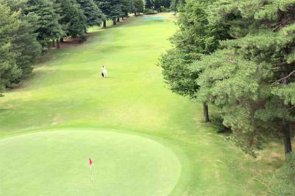 梨香台ゴルフガーデンのショートコース