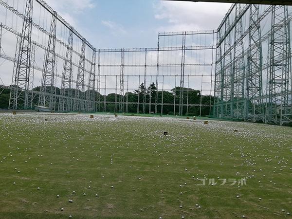 梨香台ゴルフガーデンの距離