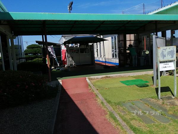 ダイヤゴルフセンター牛久の工房