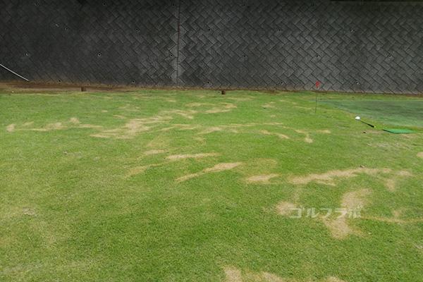 中山ゴルフセンターのアプローチ練習場