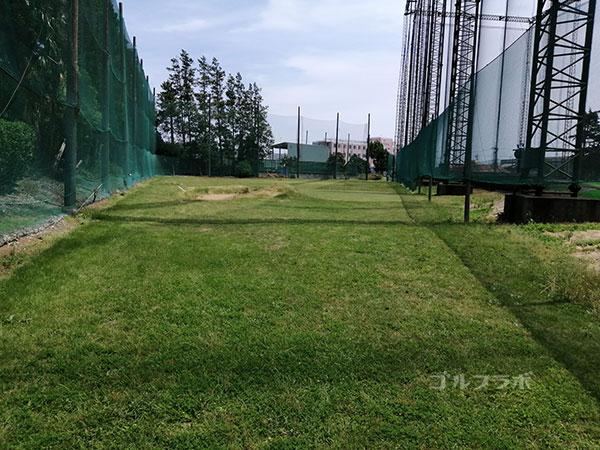 ヤマグチゴルフクラブのアプローチ練習場