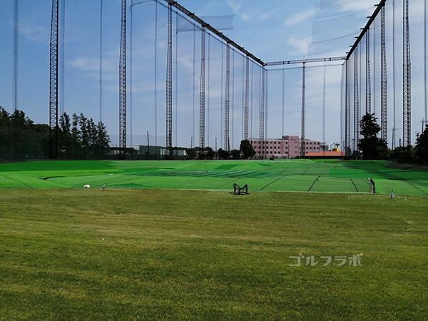 ヤマグチゴルフクラブのフェアウエイ