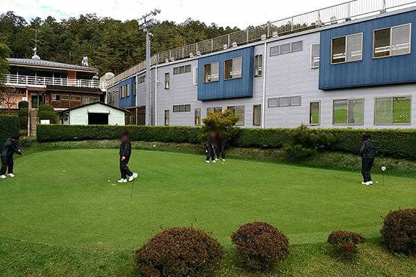 岩倉ゴルフクラブ