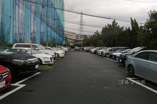 エーススポーツプラザ市川(千葉県市川市)の口コミと評判の駐車場