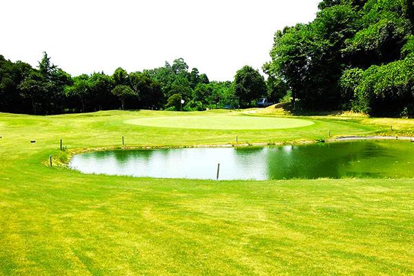 亀山ゴルフクラブ 亀の子ゴルフコース