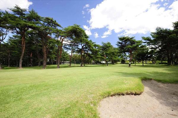 日光市民ゴルフ場