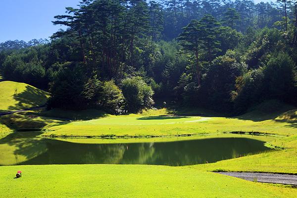 チェリーゴルフクラブ吉和の森コース