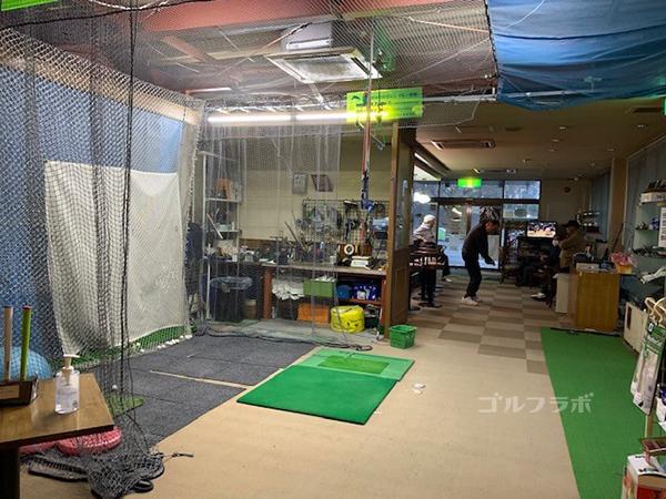 南野ゴルフの工房