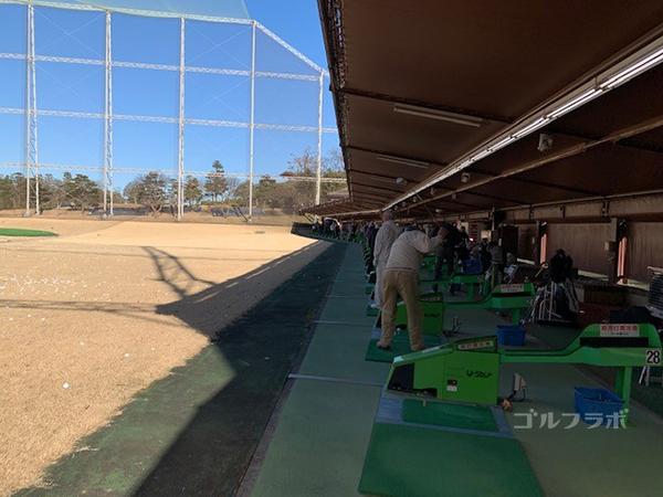 桜ケ丘ゴルフ練習場