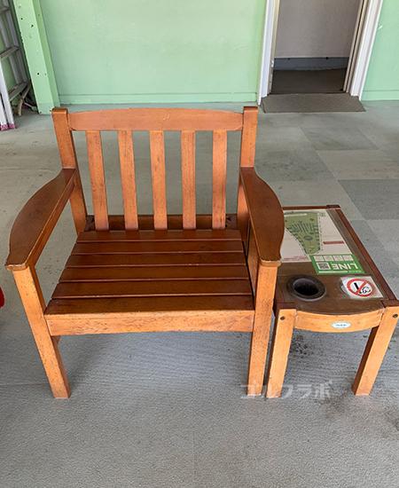 アコーディアガーデン調布の打席の席
