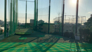 メイングリーンゴルフ練習場