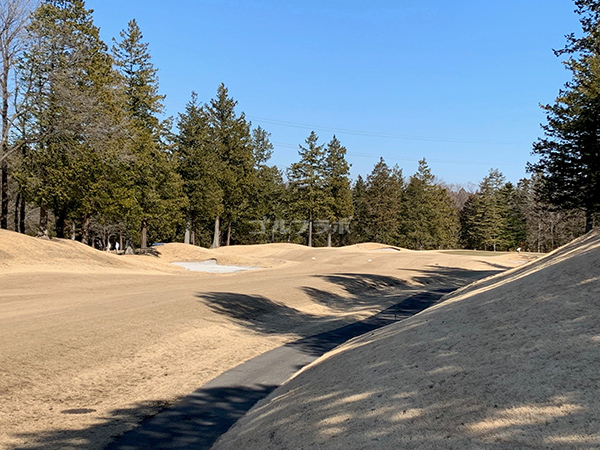 ピートダイゴルフクラブVIPコースの1番ホール