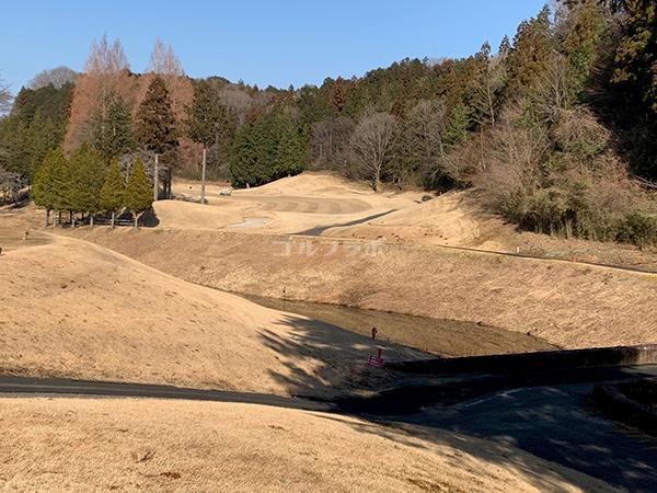 ピートダイゴルフクラブVIPコースの11番ホール