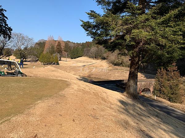 ピートダイゴルフクラブVIPコースの12番ホール