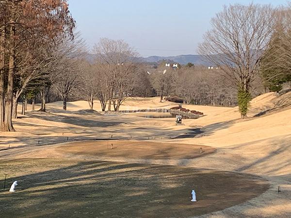 ピートダイゴルフクラブVIPコースの15番ホール