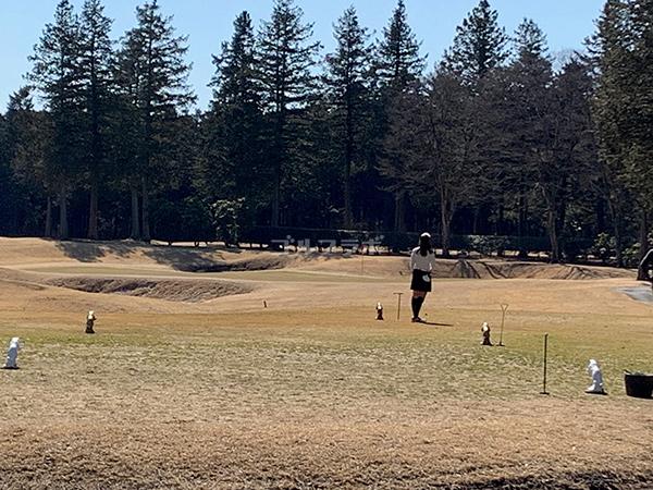 ピートダイゴルフクラブVIPコースの5番ホール