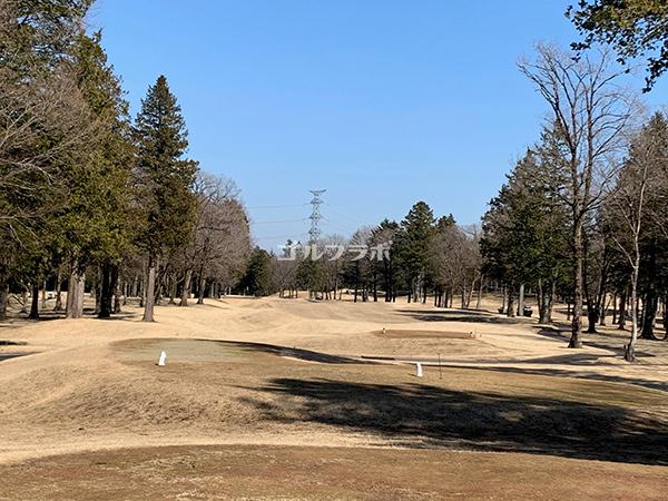 ピートダイゴルフクラブVIPコースの8番ホール