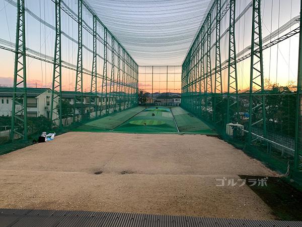 国立南ゴルフセンターの2
