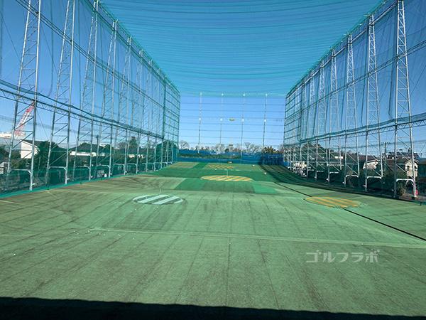 武蔵グランドゴルフ2F打席