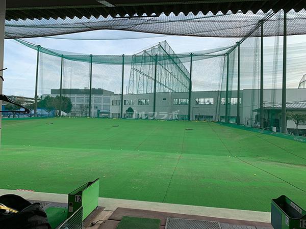 武蔵野ゴルフのミニ練習場