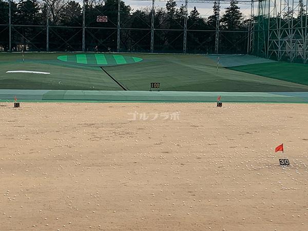 武蔵野ゴルフのヤーデージ