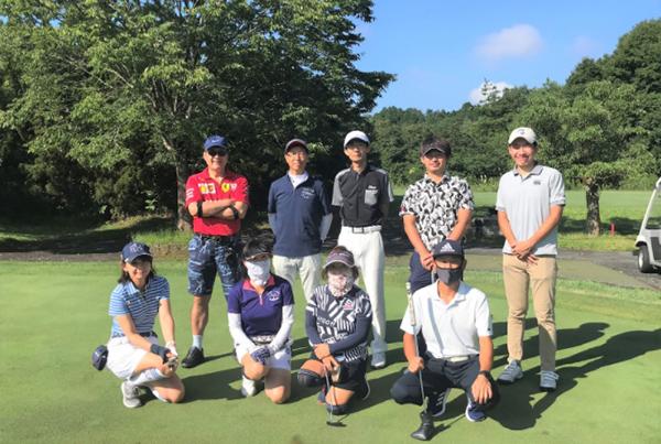ワンストップゴルフアカデミーのコンペ