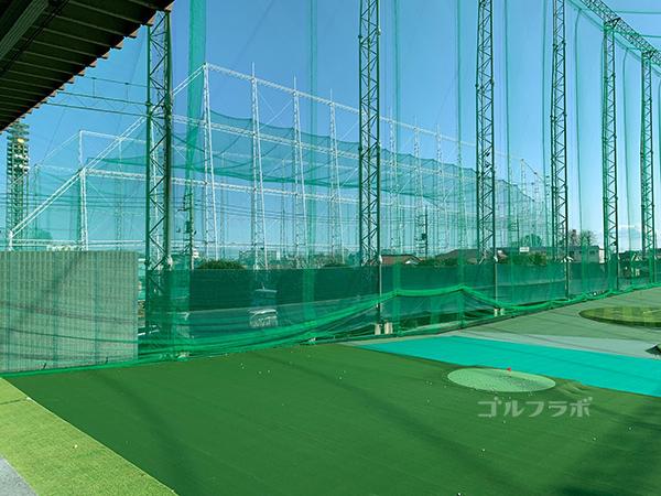 ワールドゴルフ練習場の隣練習場