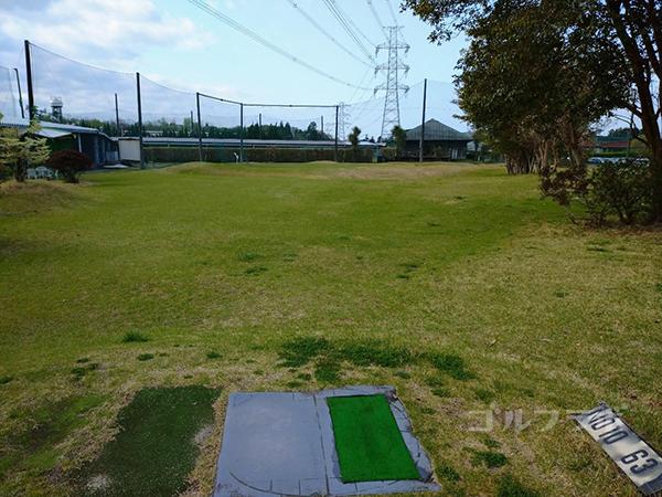AML磯ケ谷ゴルフクラブの10番ホール