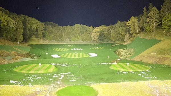 アネックスゴルフのフィールド