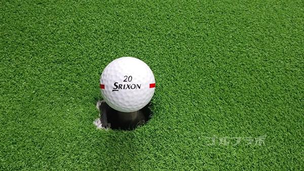 アネックスゴルフの打席