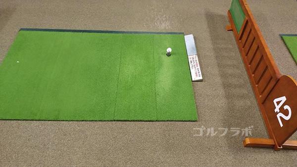 アネックスゴルフのマット