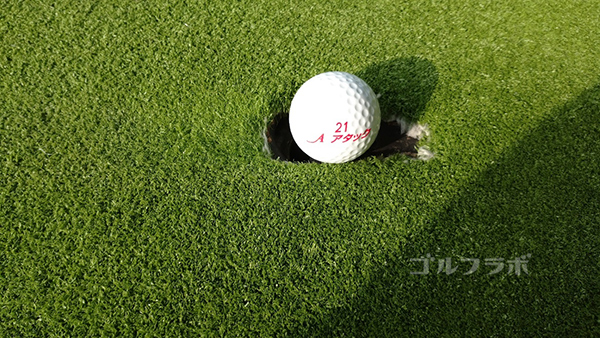アタックゴルフ市原は半自動ティーアップ