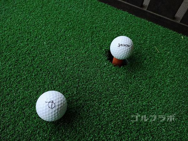 ベースンゴルフクラブのボール