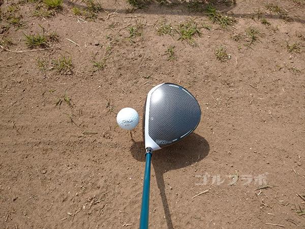 光風台ゴルフガーデンの打席